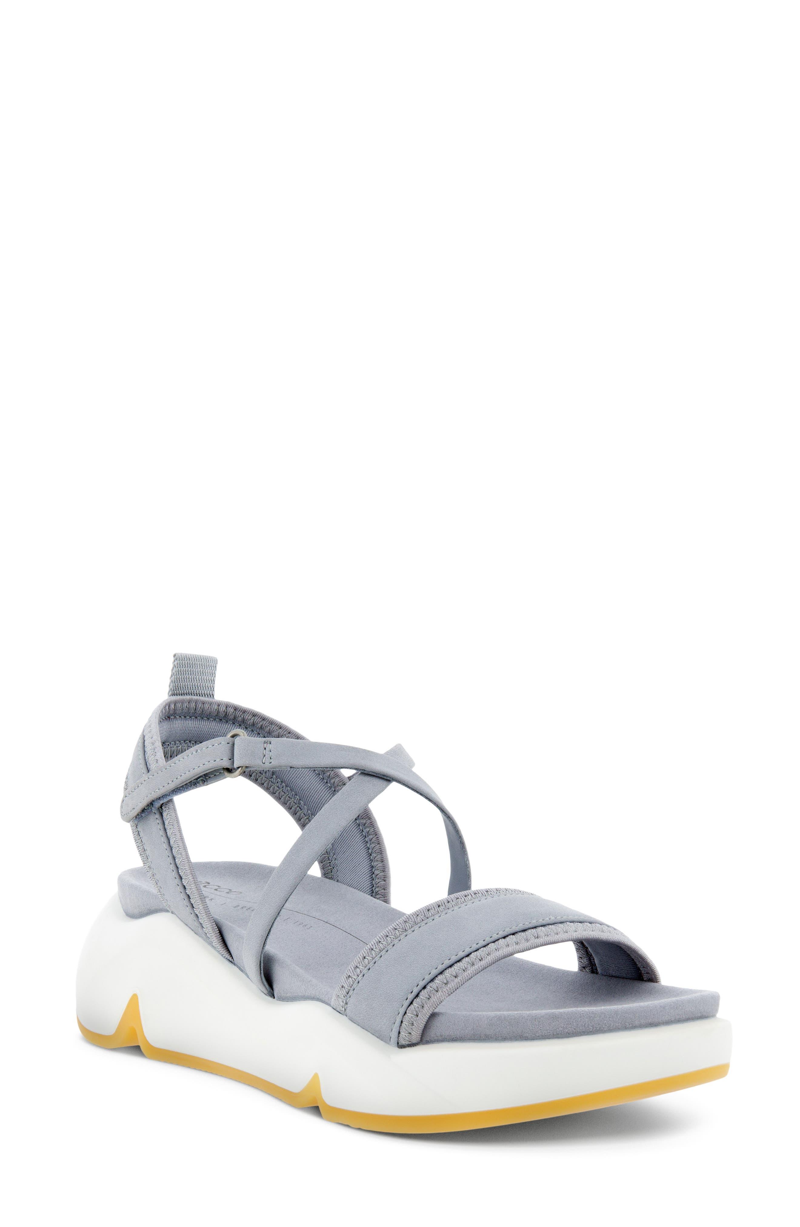 Women's Ecco Chunky Wedge Sandal