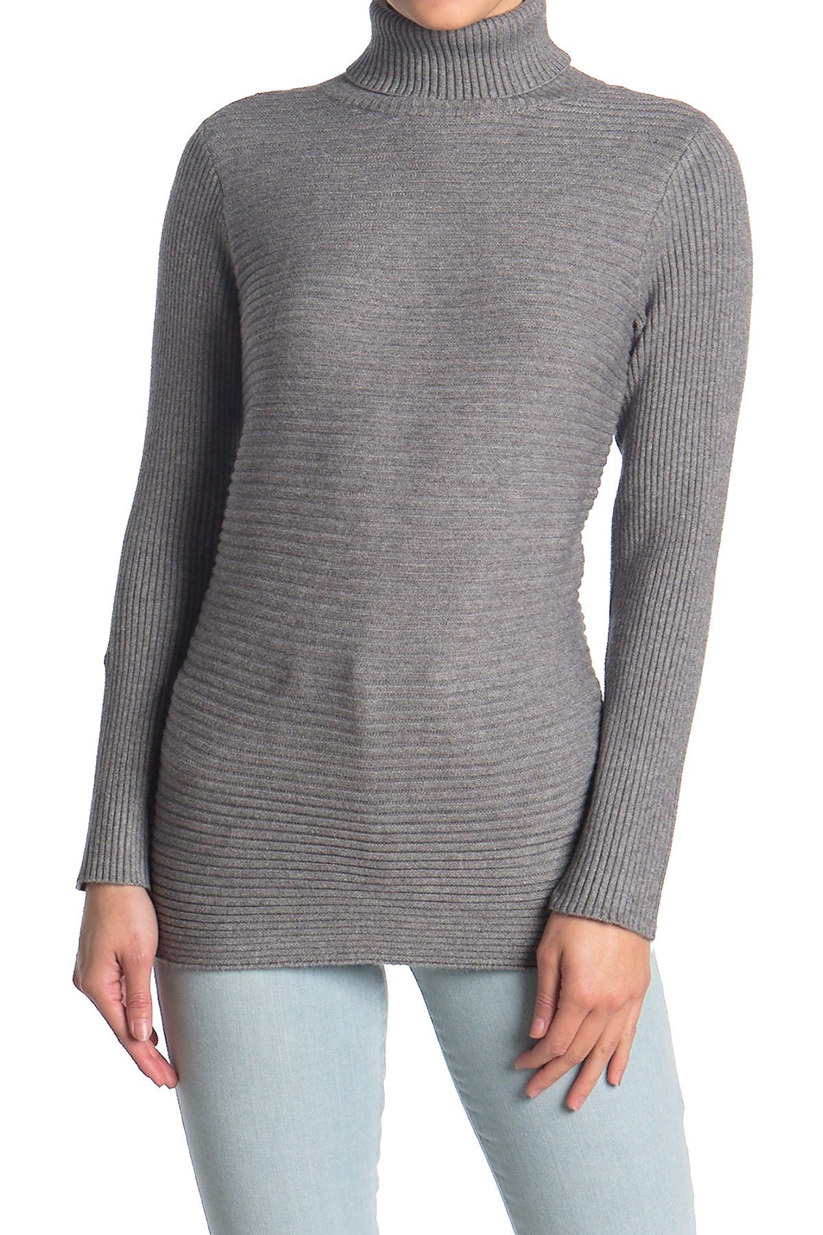 Image of Cyrus Ottoman Turtleneck Sweater