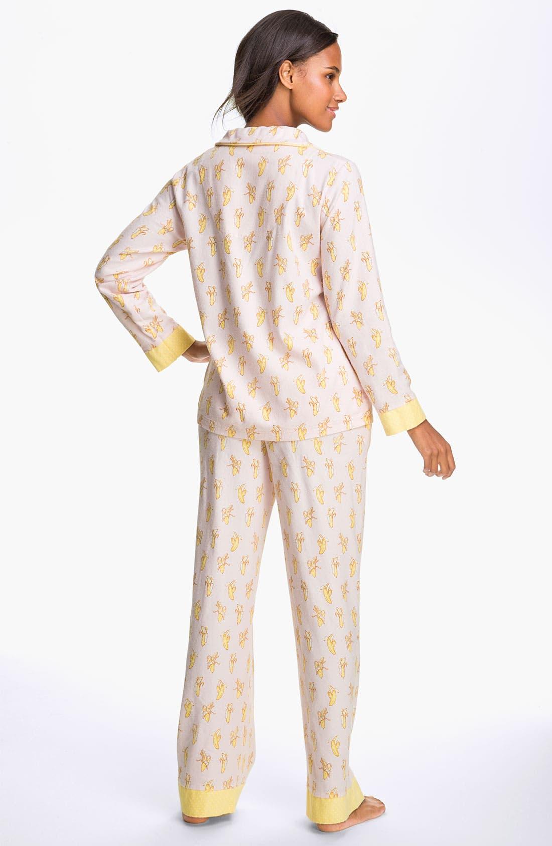 ,                             Flannel Pajamas,                             Alternate thumbnail 80, color,                             663
