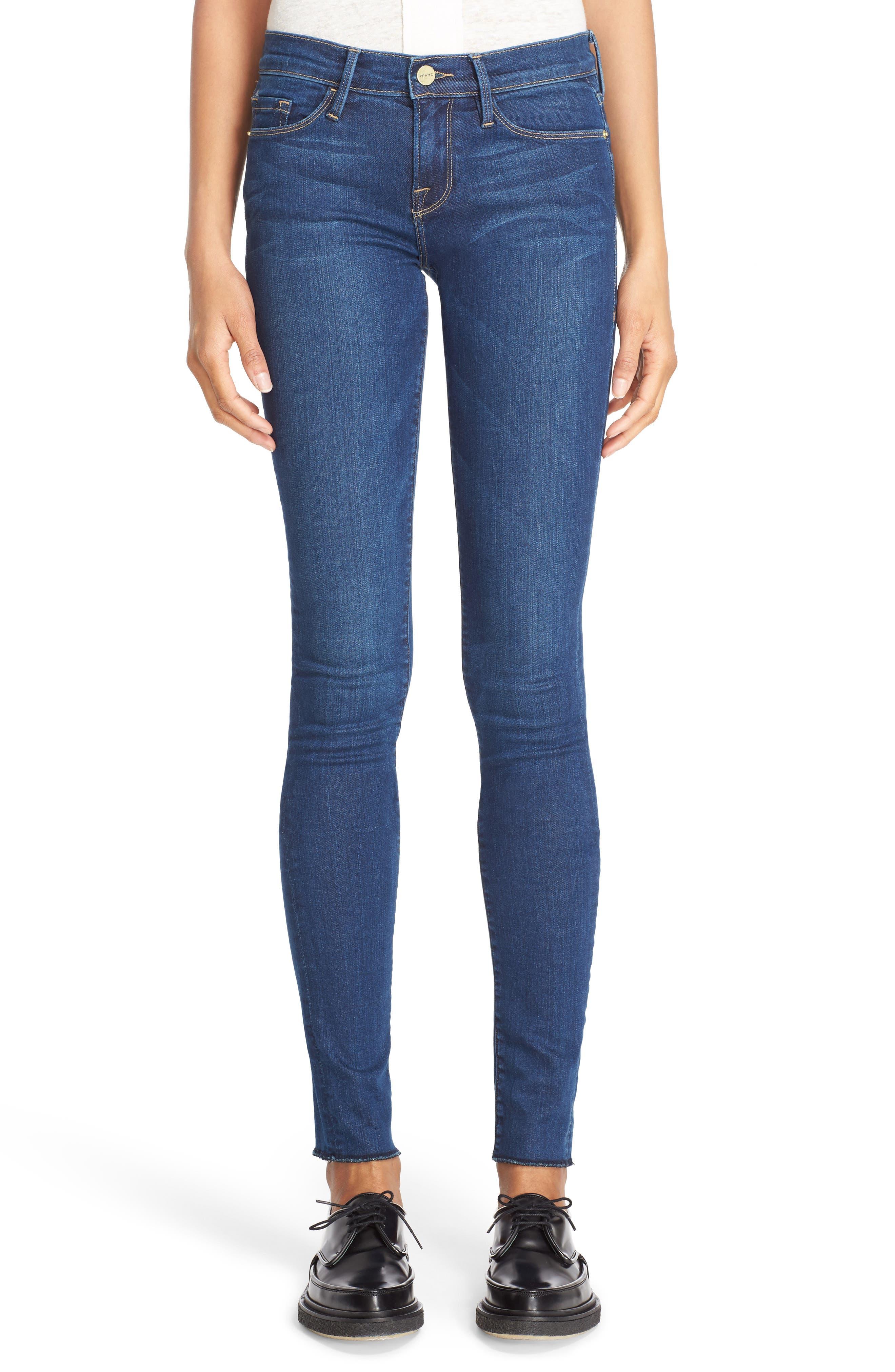 Women's Frame Karlie Forever Skinny Jeans