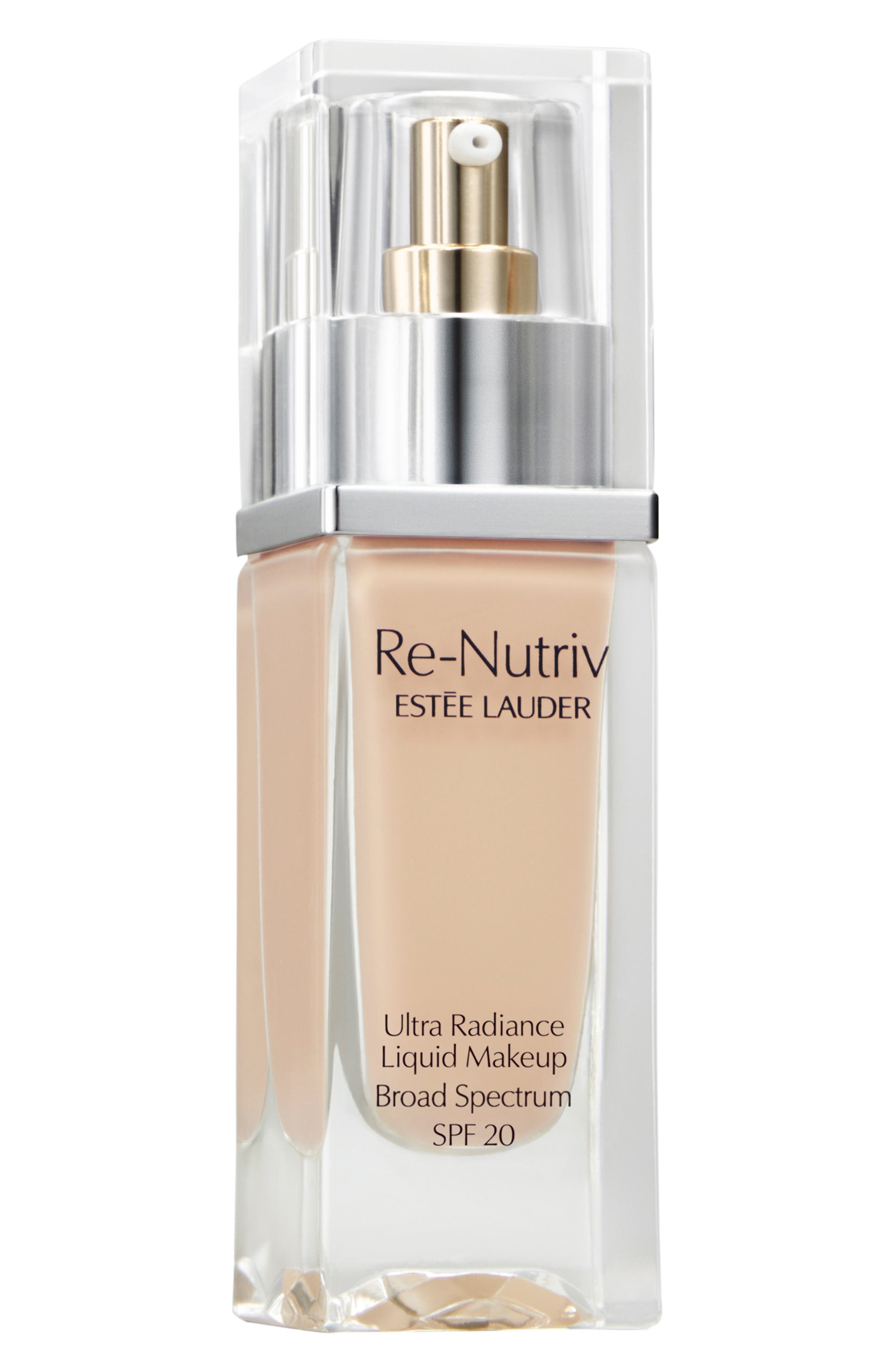 What it is: A luxurious liquid foundation infused with the radiant power of peridot, with medium-to-full coverage, lasting moisture and a jewel-like finish. What it does: This liquid makeup captures the power of two precious peridot stones (based on weight) in each bottle to help boost skin\\\'s natural energy for renewed vibrancy (in an in-vitro test). The formula is also infused with Re-Nutriv\\\'s advanced skin care technology to leave skin soft,