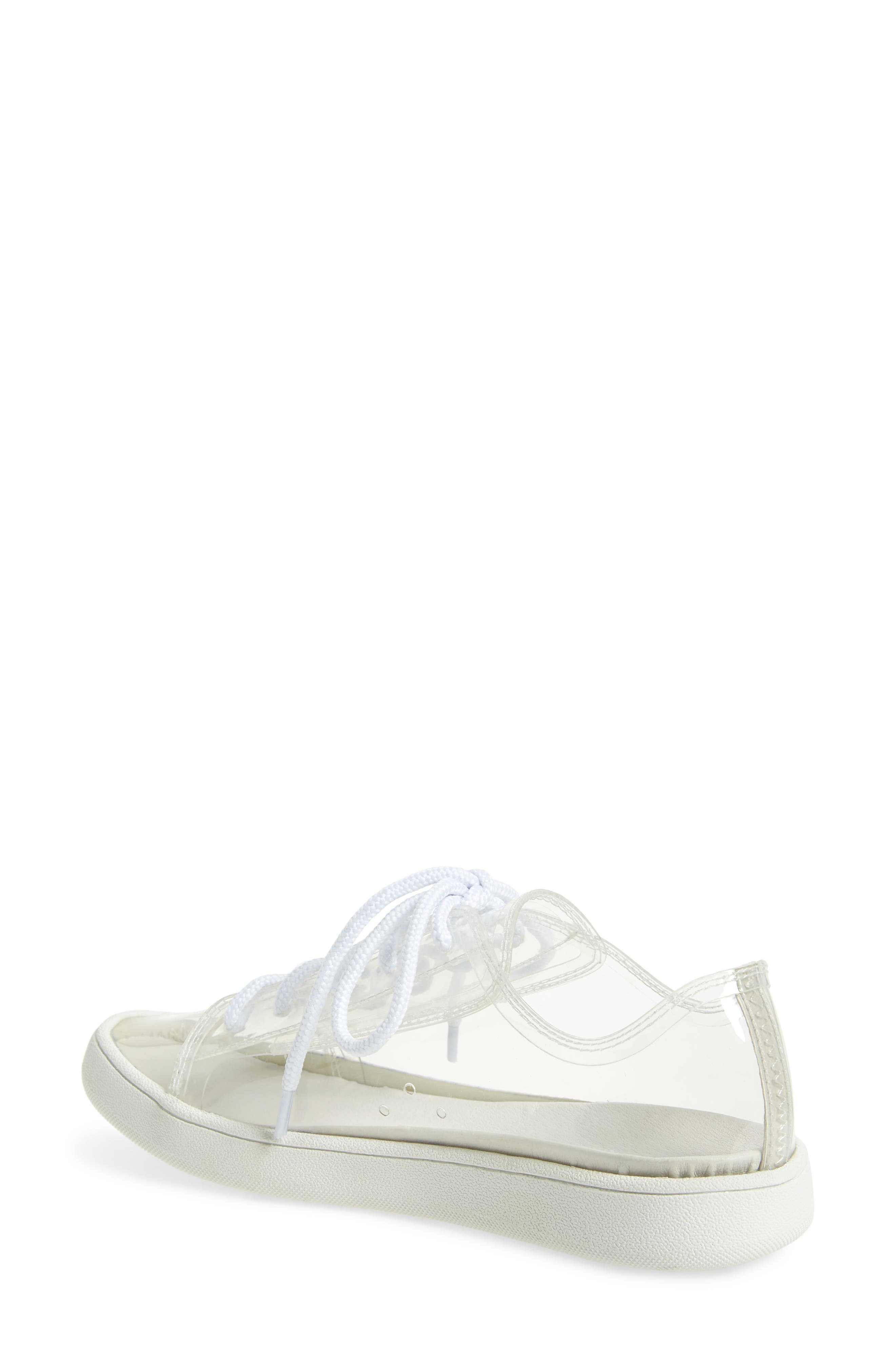,                             Ganador 2 Clear Low Top Sneaker,                             Alternate thumbnail 2, color,                             186