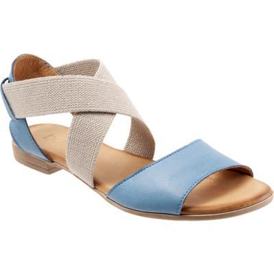 Bueno Jenay Sandal - Blue