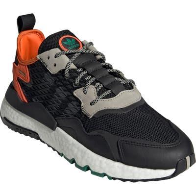 Adidas Nite Jogger Sneaker, Black