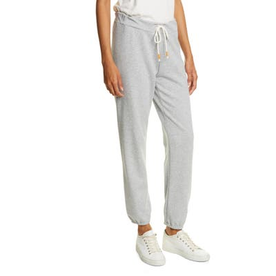Tory Sport French Terry Sweatpants, Grey
