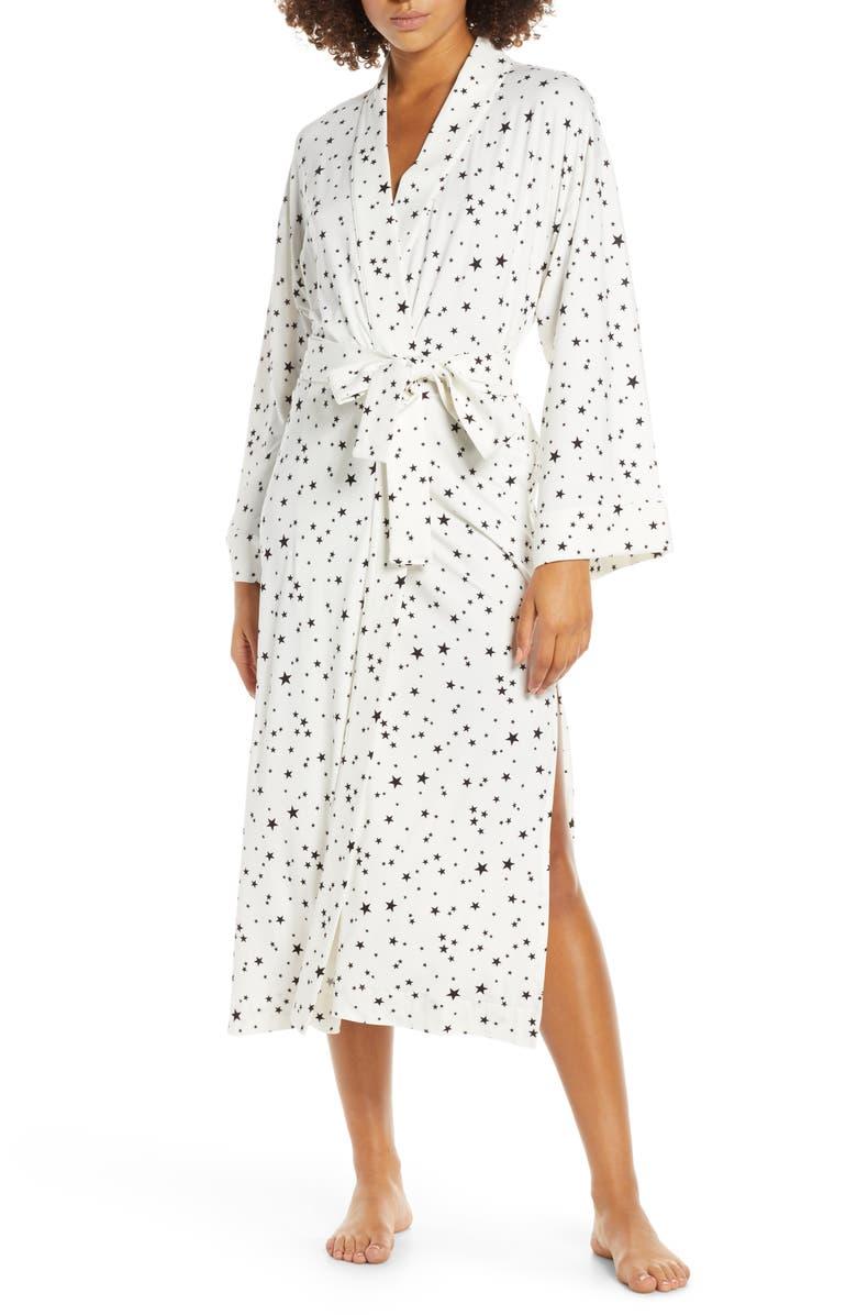 MASONGREY Kimmy Robe, Main, color, WHITE STARS