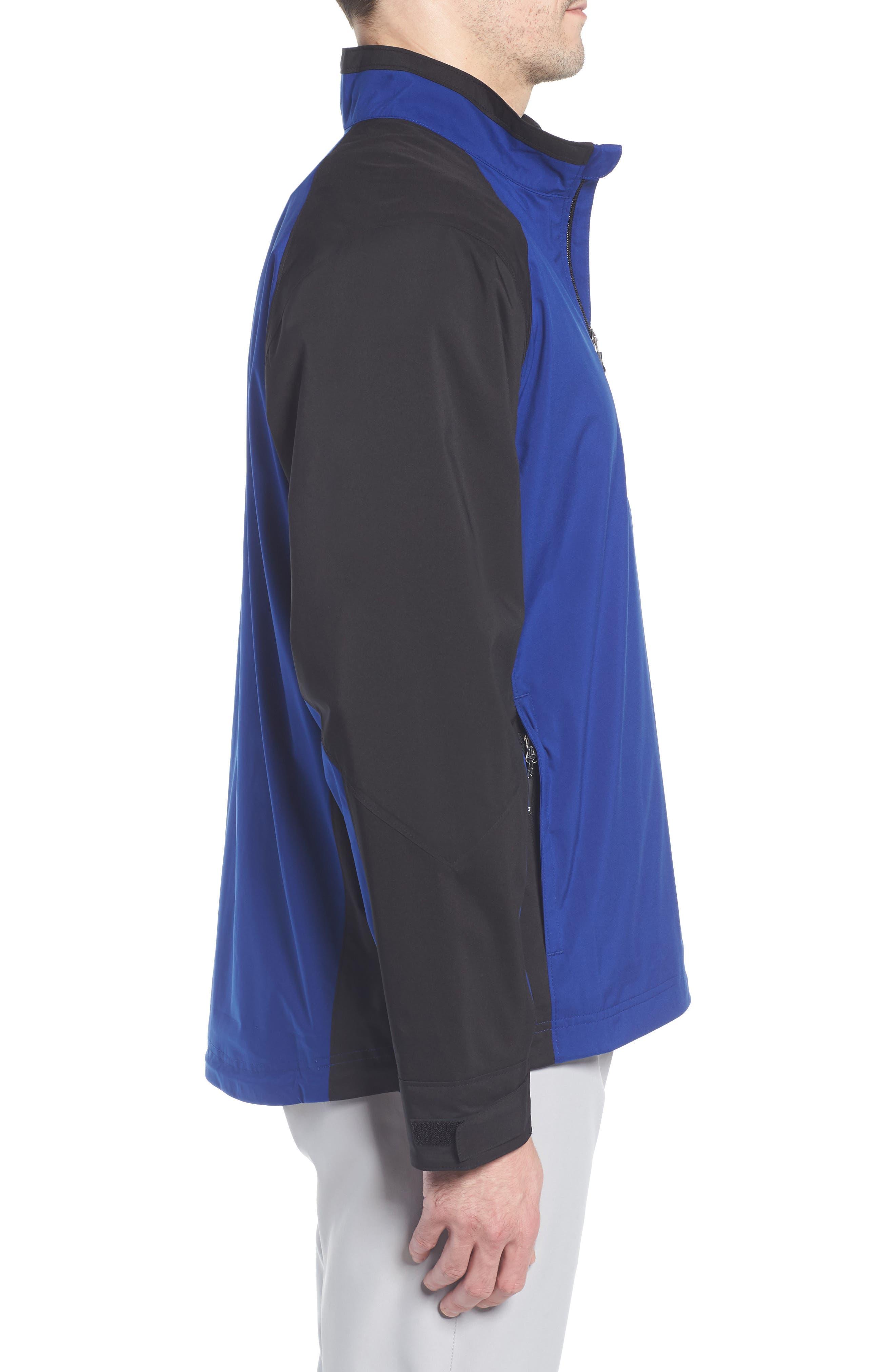 ,                             'Summit' WeatherTec Wind & Water Resistant Half Zip Jacket,                             Alternate thumbnail 15, color,                             401
