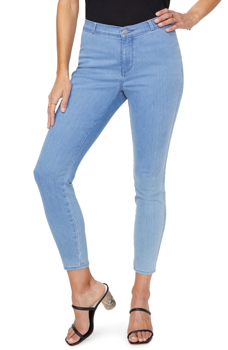 NYDJ Ami Contour Ankle Skinny Jeans, Main, color, BELLE ISLE