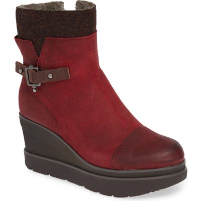 Otbt Descend Bootie- Red