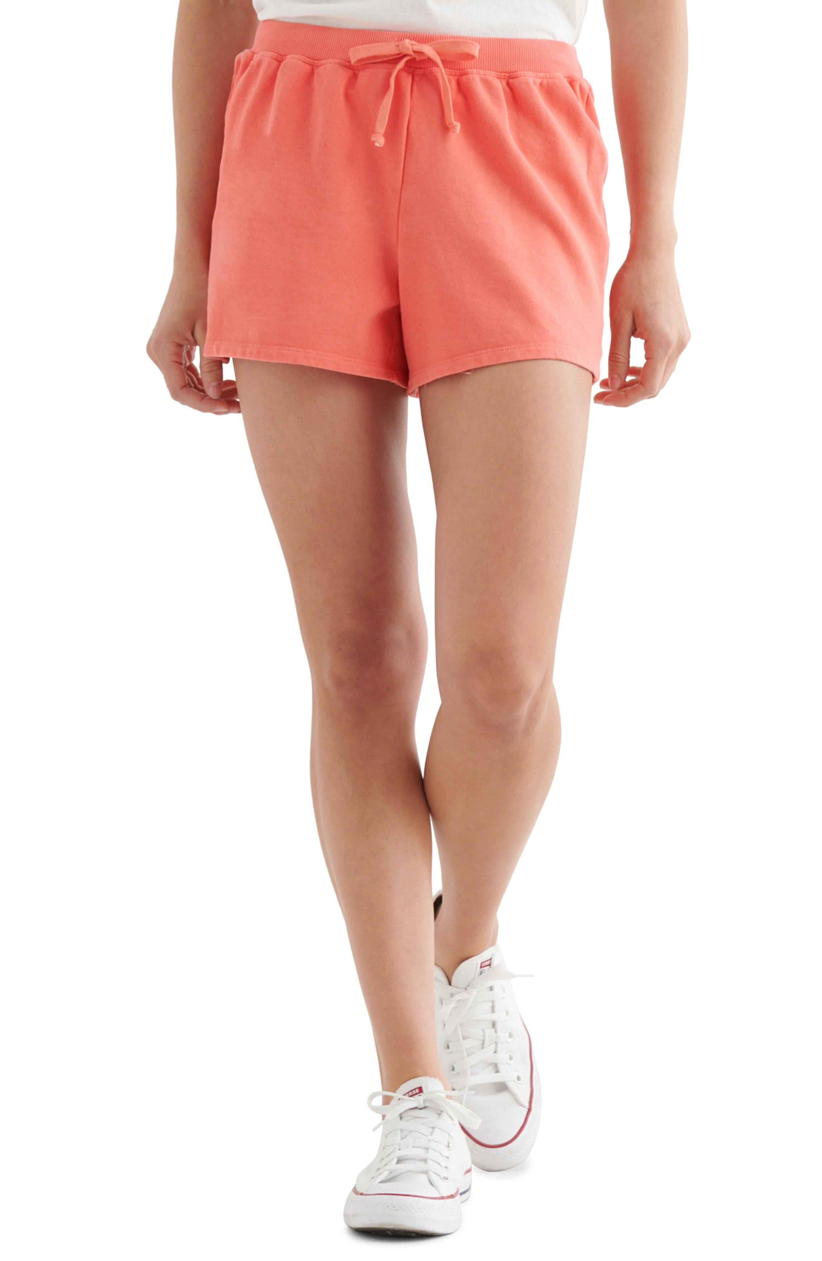 The Summer Drawstring Shorts
