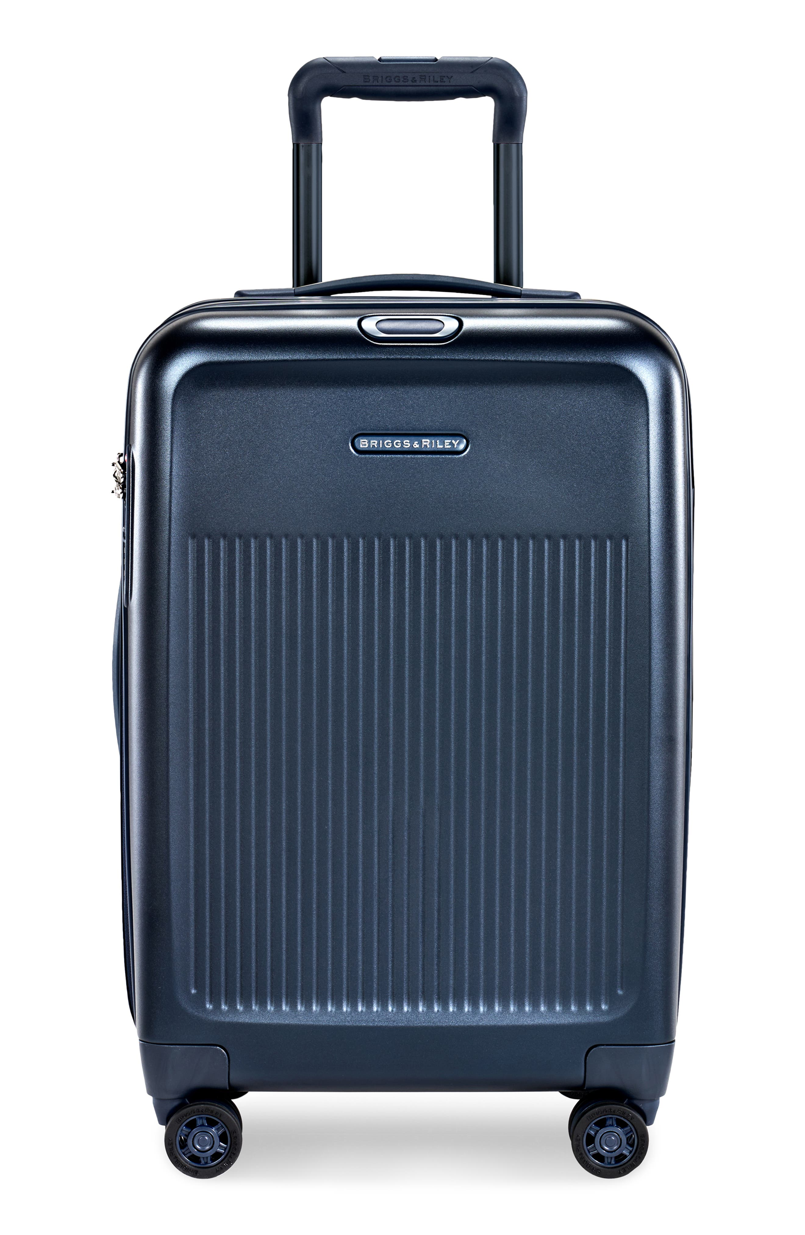 Sympatico 22-Inch Expandable Wheeled Carry-On