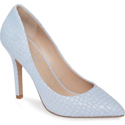 Charles By Charles David Maxx Pointy Toe Pump, Blue