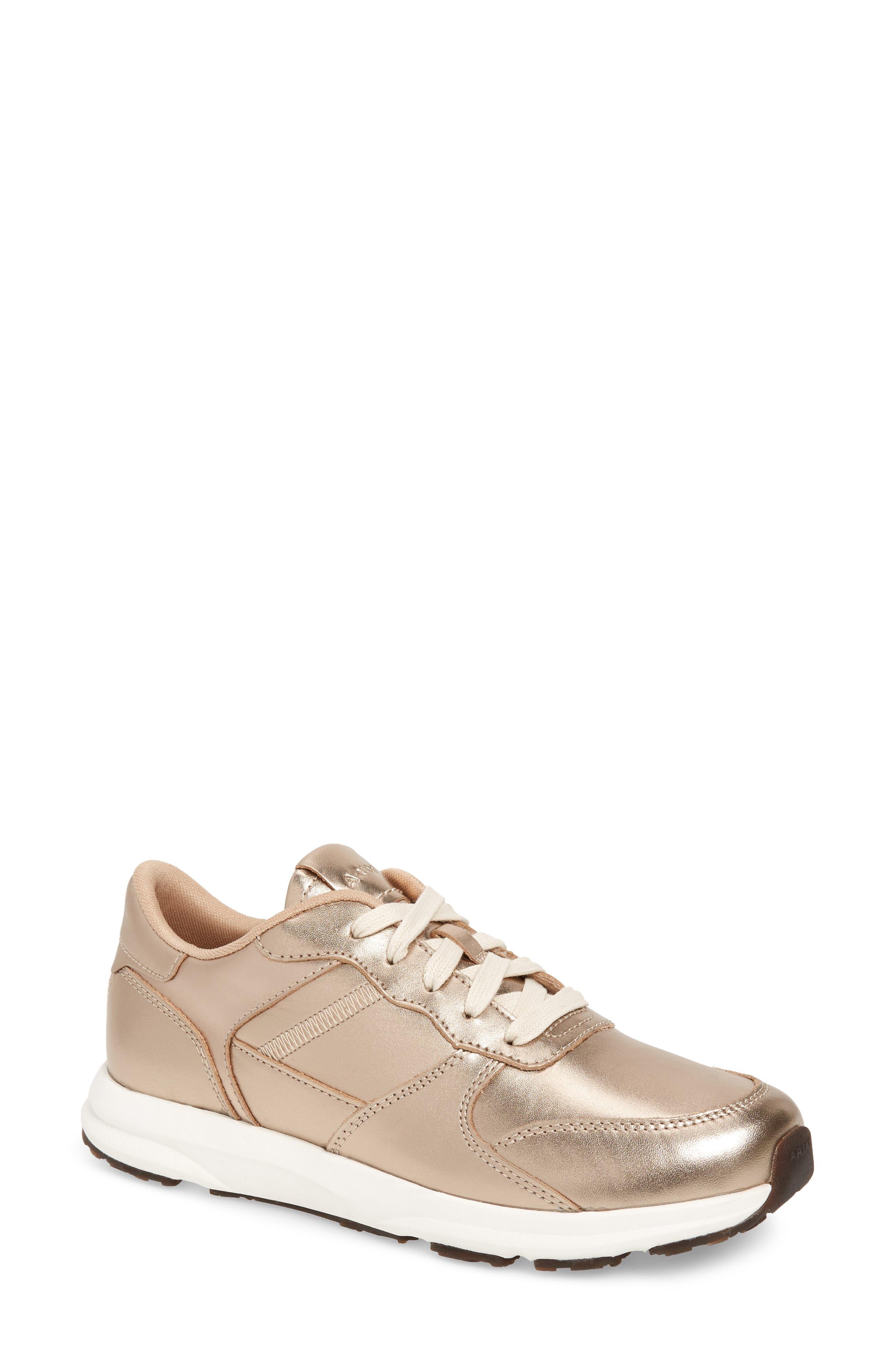 Ariat Fuse Plus Sneaker- Metallic