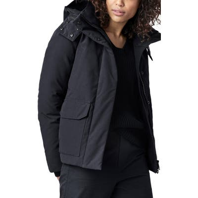 Canada Goose Blakely Water Resistant 625 Fill Power Down Parka, Blue