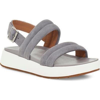 UGG Lynnden Platform Sandal, Purple