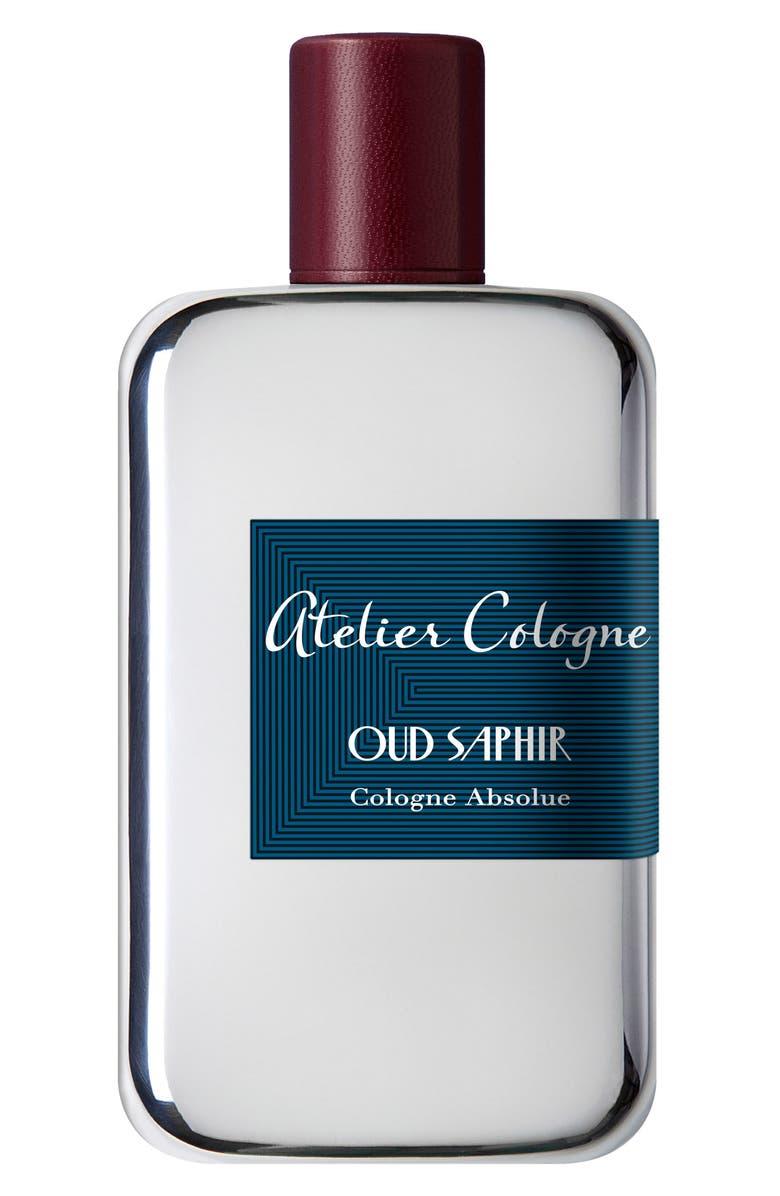 ATELIER COLOGNE Oud Saphir Cologne Absolue, Main, color, NO COLOR