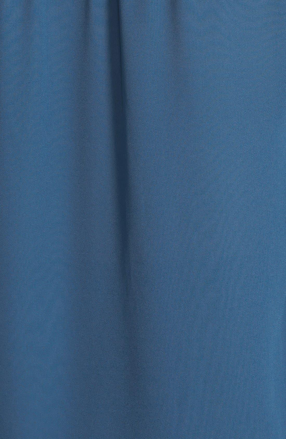 ,                             Gathered Shoulder Scoop Neck Blouse,                             Alternate thumbnail 6, color,                             410
