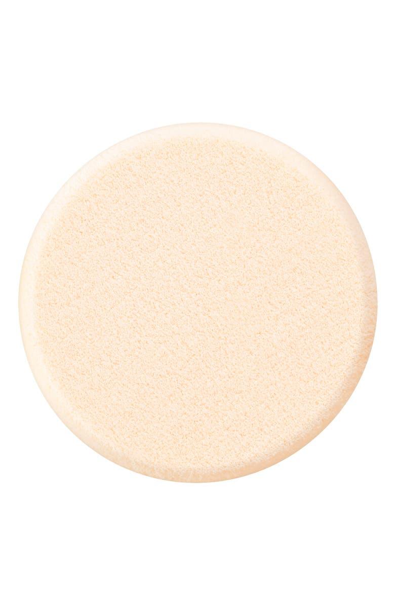 CLÉ DE PEAU BEAUTÉ Radiant Cream to Powder Foundation Sponge, Main, color, NO COLOR