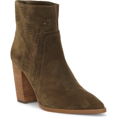 Vince Camuto Catheryna Bootie, Green