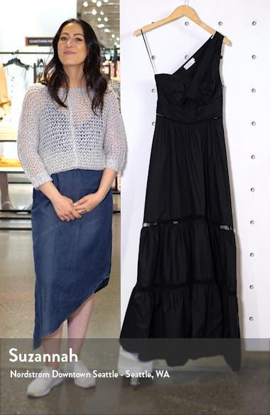 Piper One-Shoulder Maxi Dress, sales video thumbnail