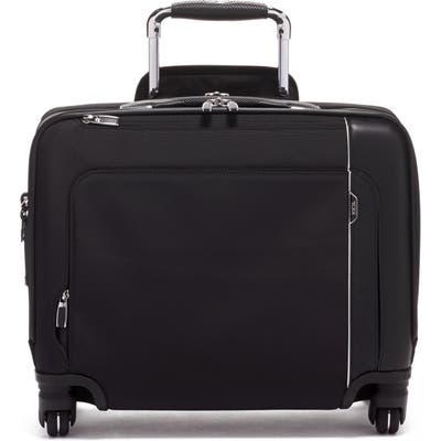 Tumi Arrive Compact Wheeled Briefcase - Black