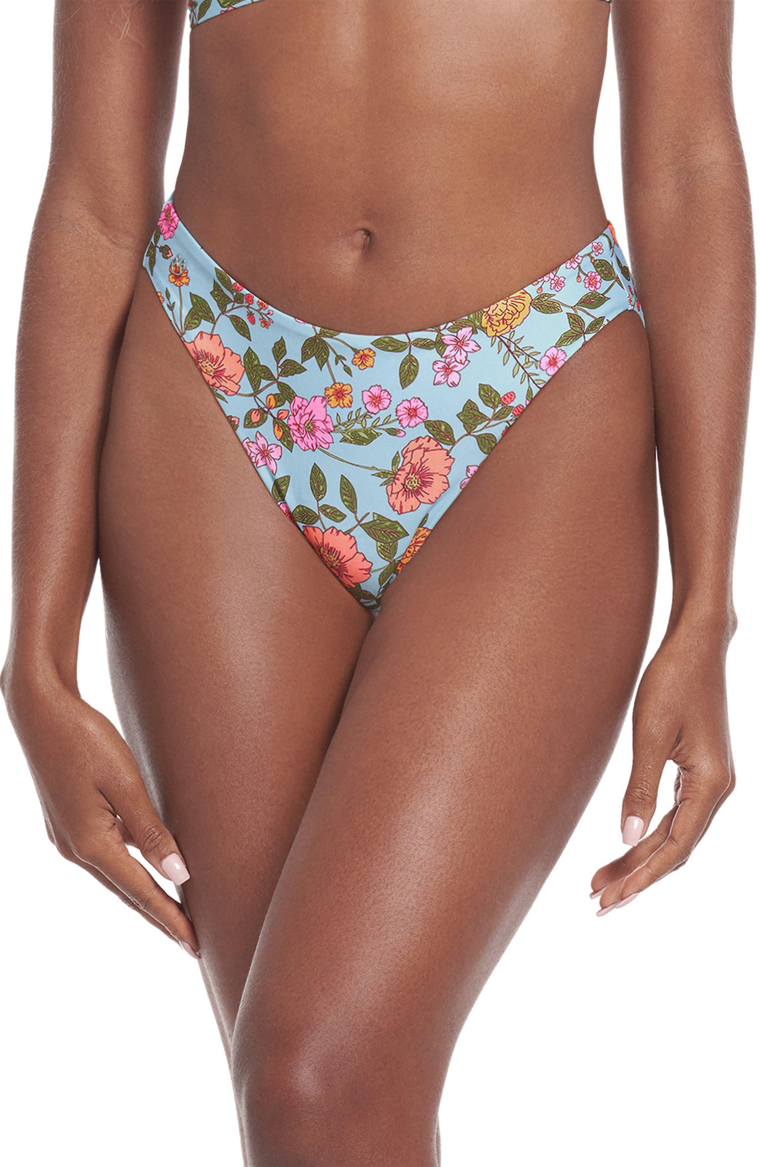 Windflower Stories Sublimity Reversible Bikini Bottoms