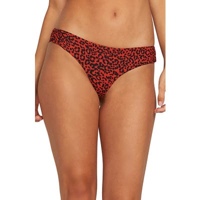 Volcom On The Spot Bikini Bottoms, Orange