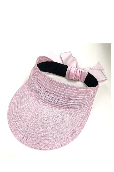 Image of Eugenia Kim Ricky Bow Visor
