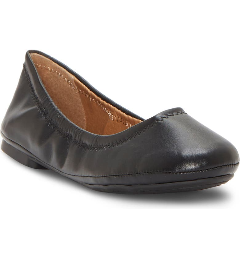 LUCKY BRAND Emmie Flat, Main, color, BLACK