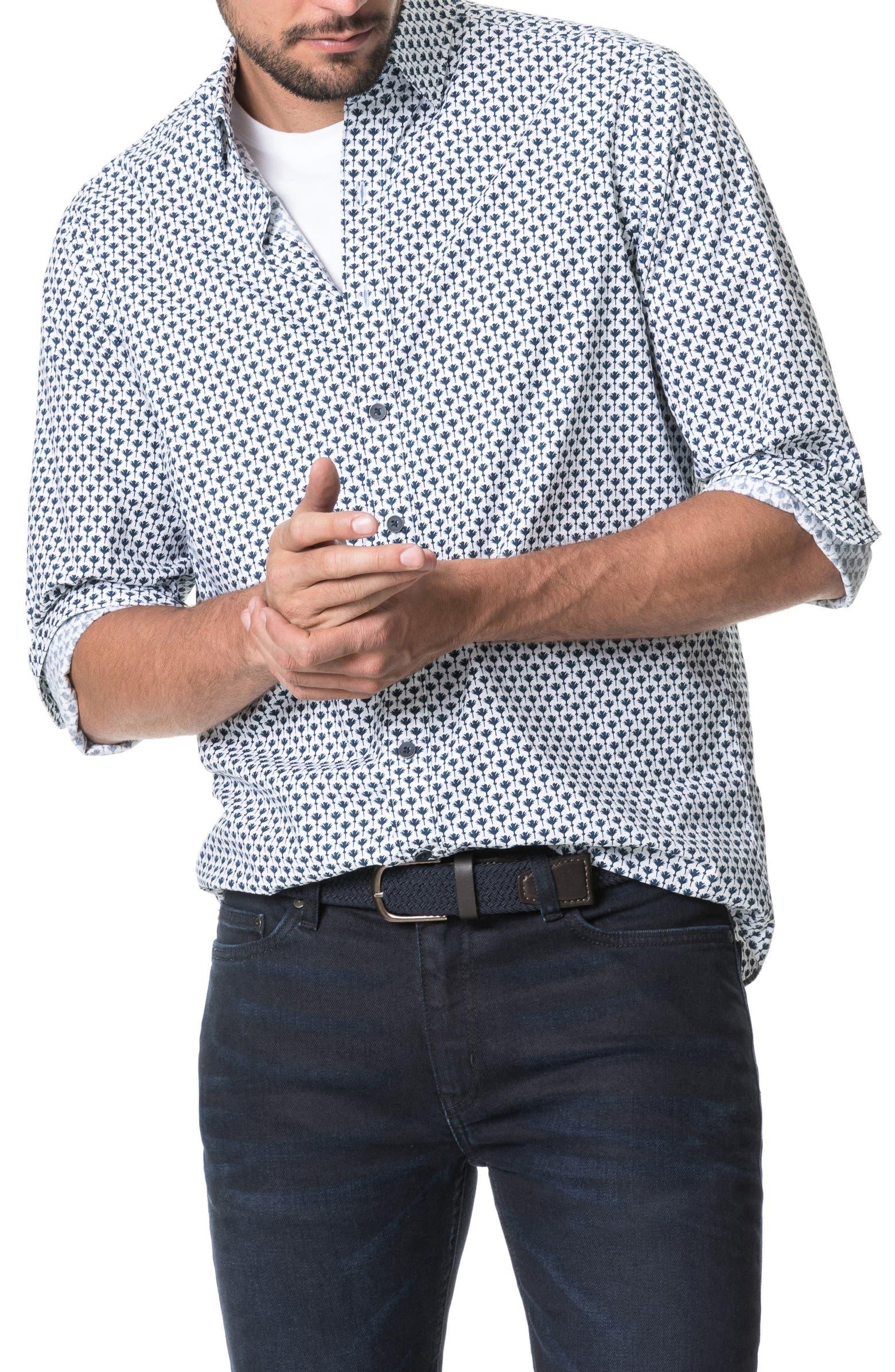 Sorrento Regular Fit Button-Up Shirt RODD & GUNN