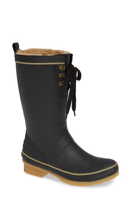 Image of Chooka Whidbey Plush Waterproof Rain Boot