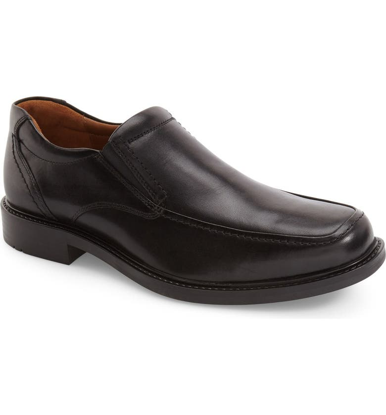 JOHNSTON & MURPHY Tabor Venetian Loafer, Main, color, 001