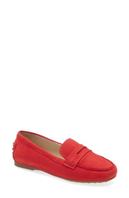 Image of Amalfi by Rangoni Dominic Leather Penny Loafer
