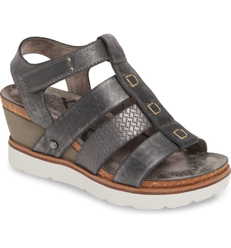 OTBT New Moon Wedge Sandal, Main, color, 019
