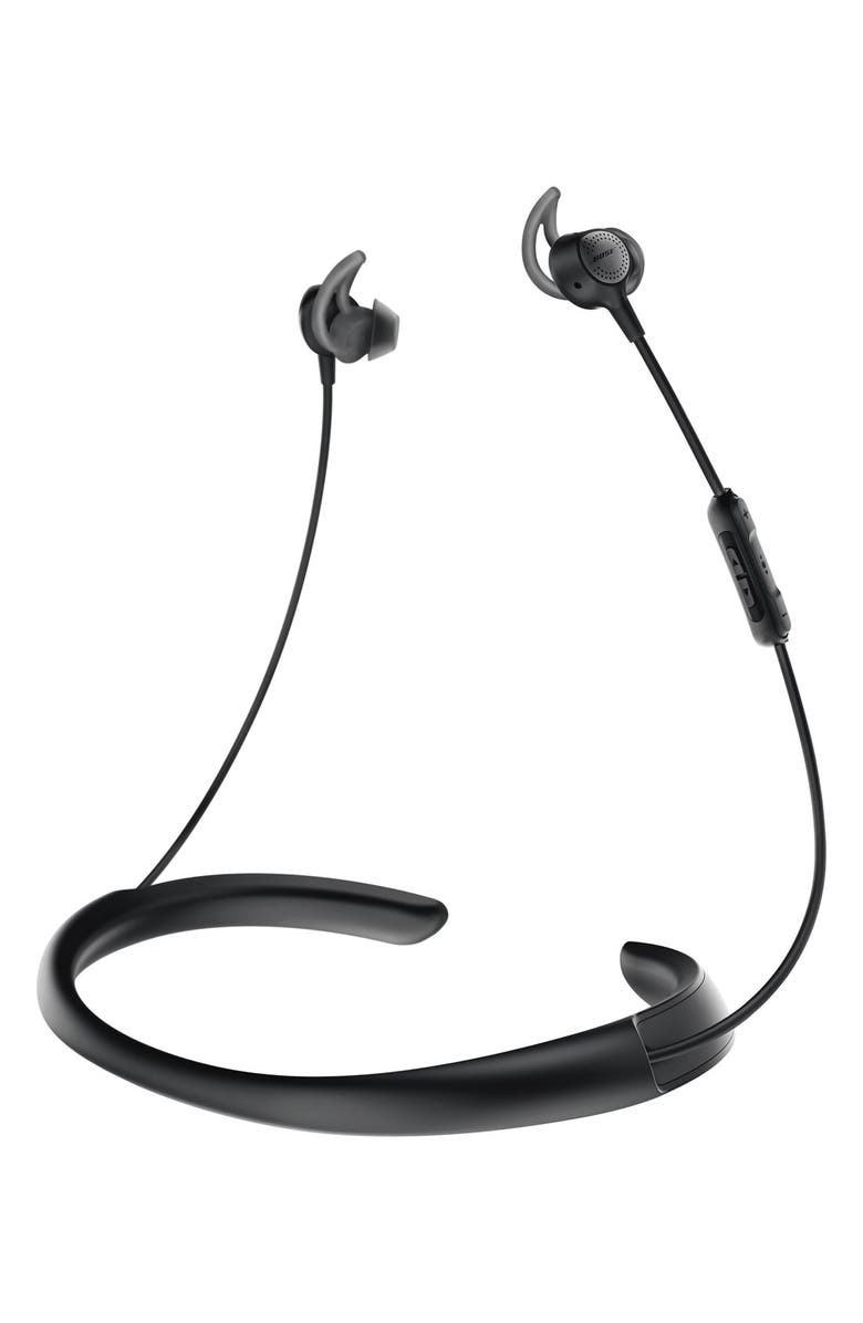 BOSE<SUP>®</SUP> QuietControl<sup>®</sup> 30 Wireless Earbuds, Main, color, BLACK