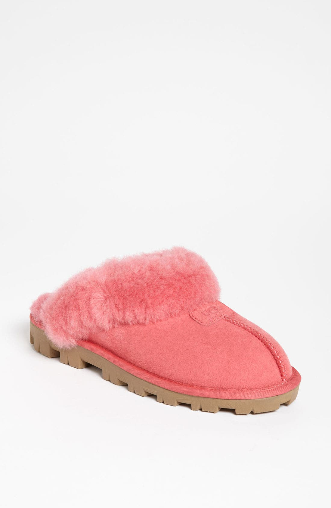 ,                             Genuine Shearling Slipper,                             Main thumbnail 144, color,                             692