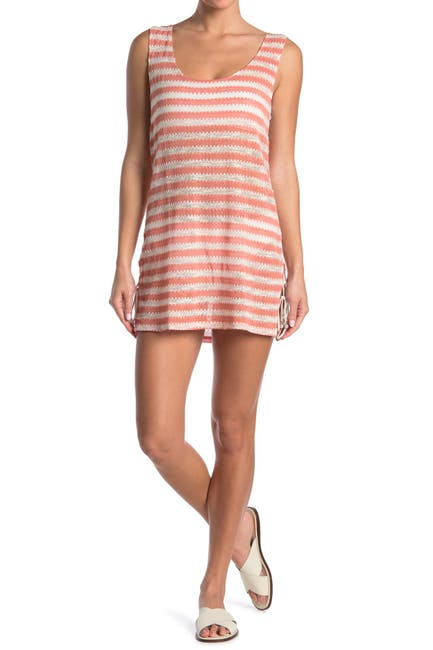 Image of isabella rose Crochet Scoop Tank Dress