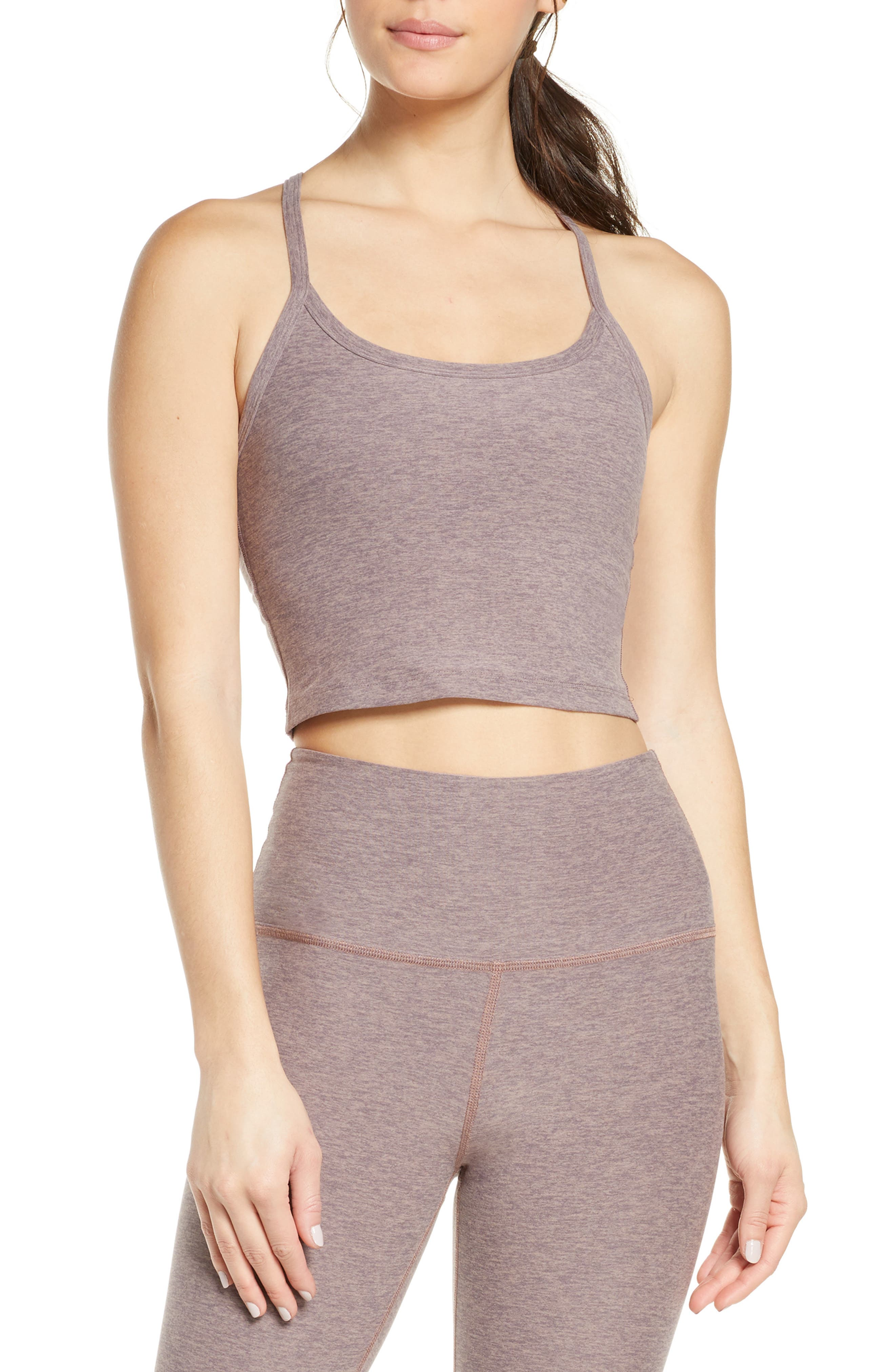 Beyond Yoga Space Dye Crop Tank