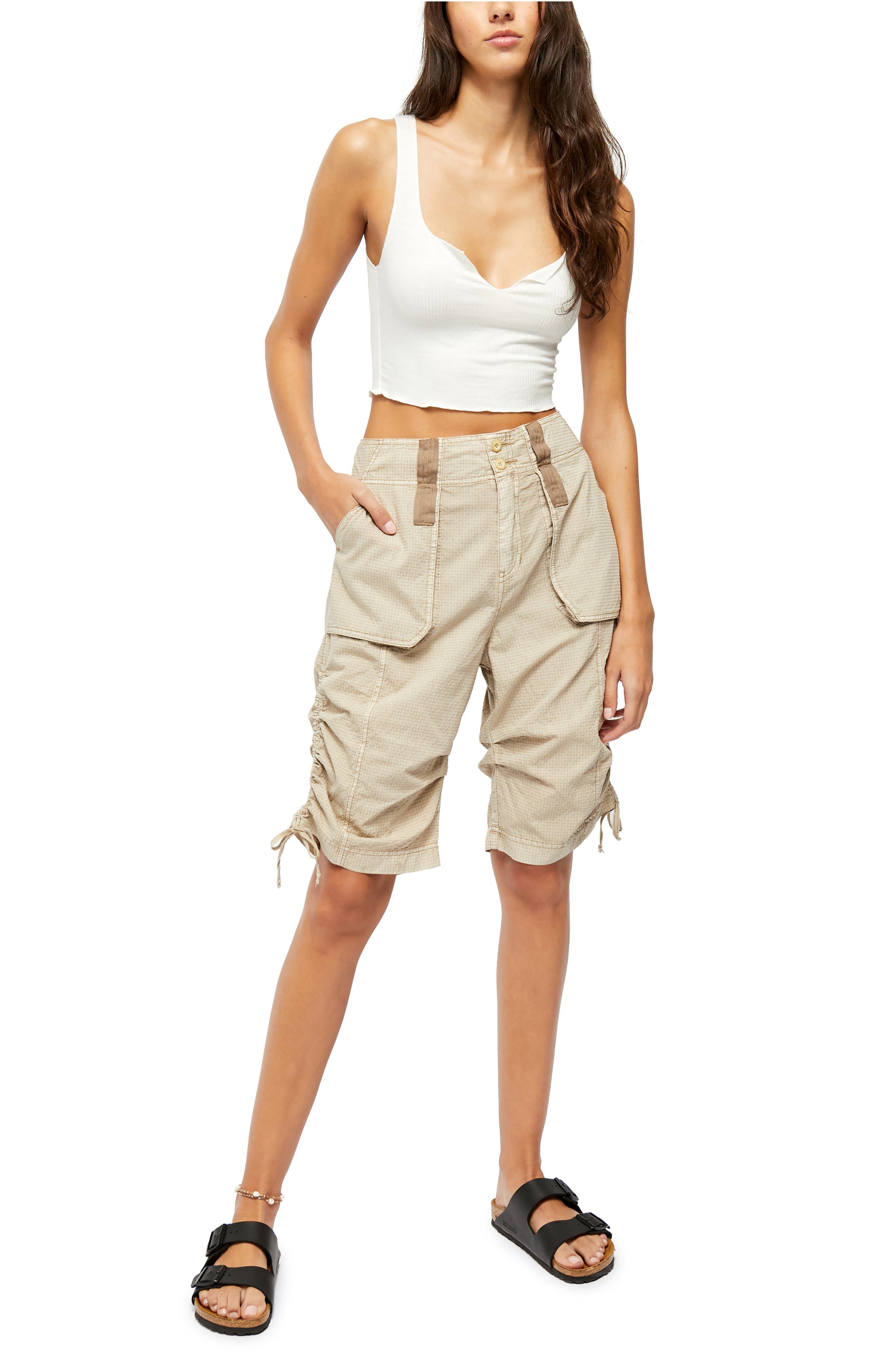Image of Free People Cassidy Cargo Short