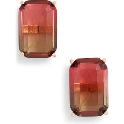 Kate Spade New York Geo Gems Stud Earrings