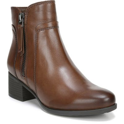 Naturalizer Dorrit Waterproof Bootie- Brown