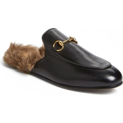 Gucci Princetown Genuine Sheng Loafer Mule