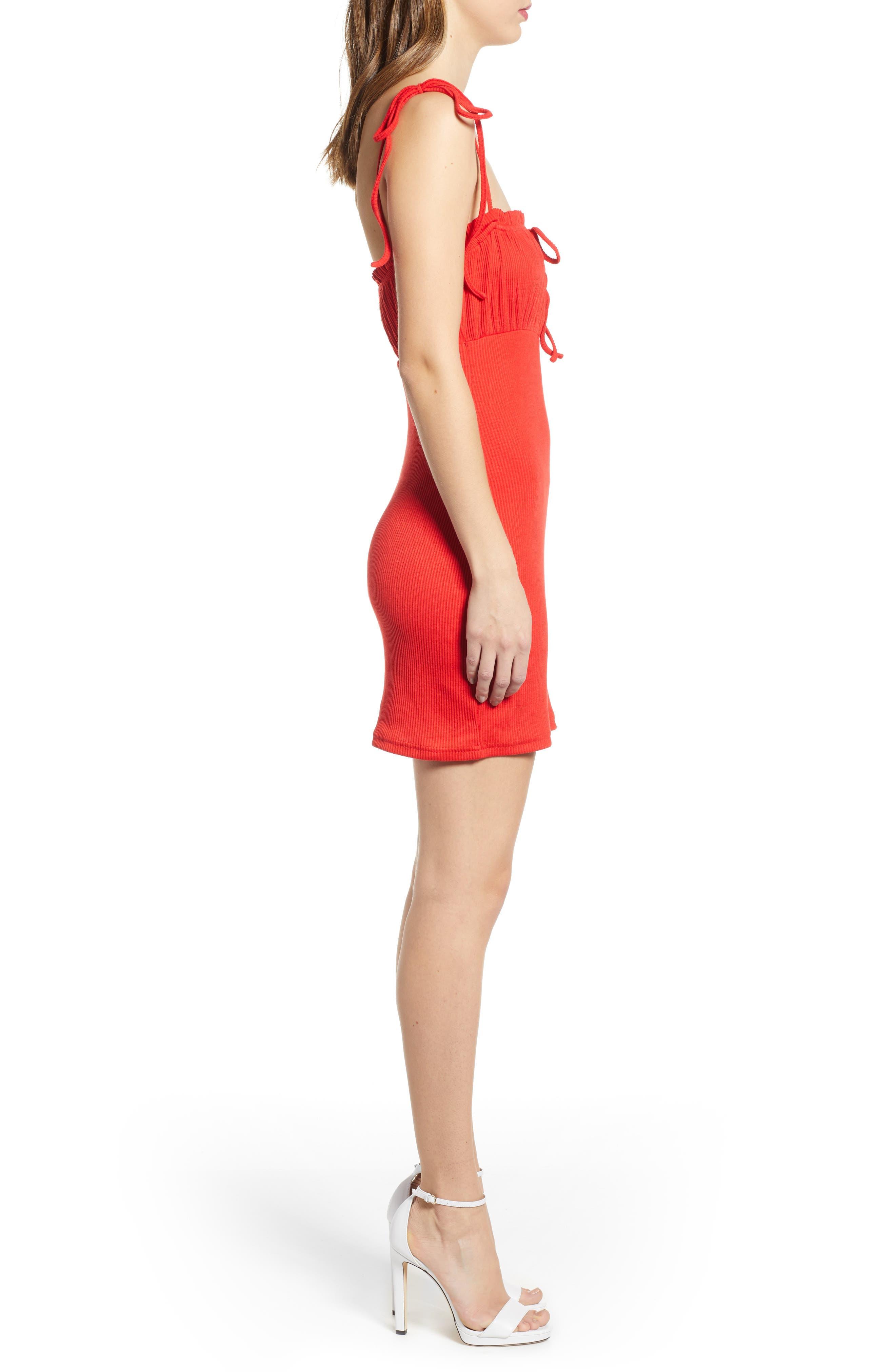 ,                             Saffron Minidress,                             Alternate thumbnail 16, color,                             600