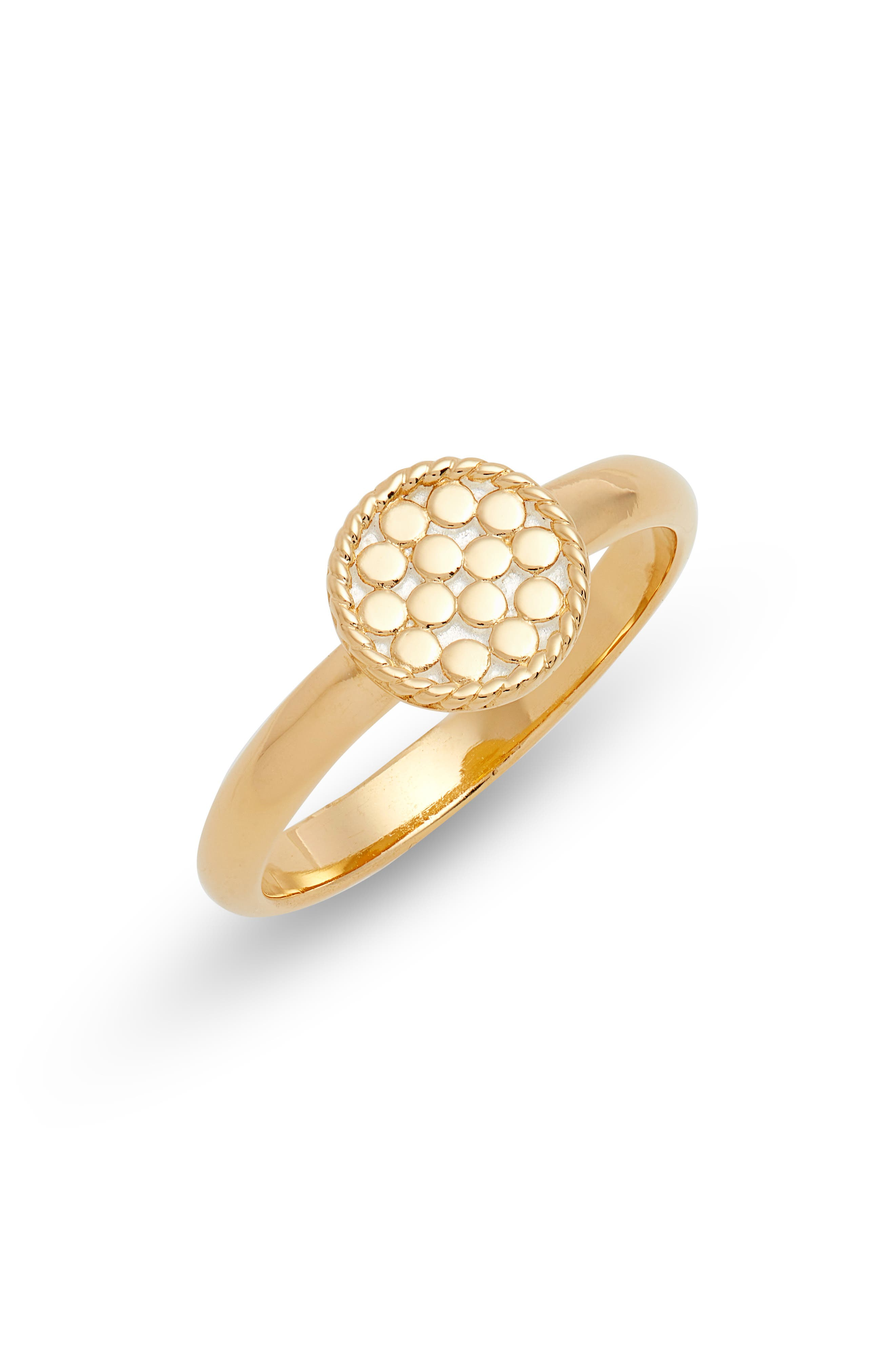 Disc Dome Ring (Nordstrom Exclusive)