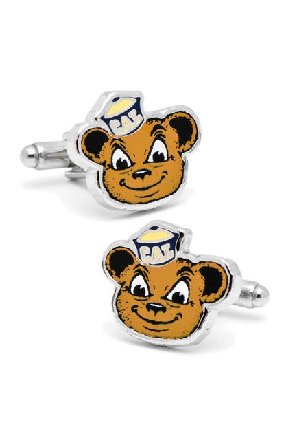 Image of Cufflinks Inc. Vintage University of California Mascot Cuff Links