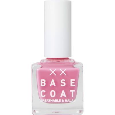 Base Coat Breathable & Halal Nail Polish - Butterfly Blush