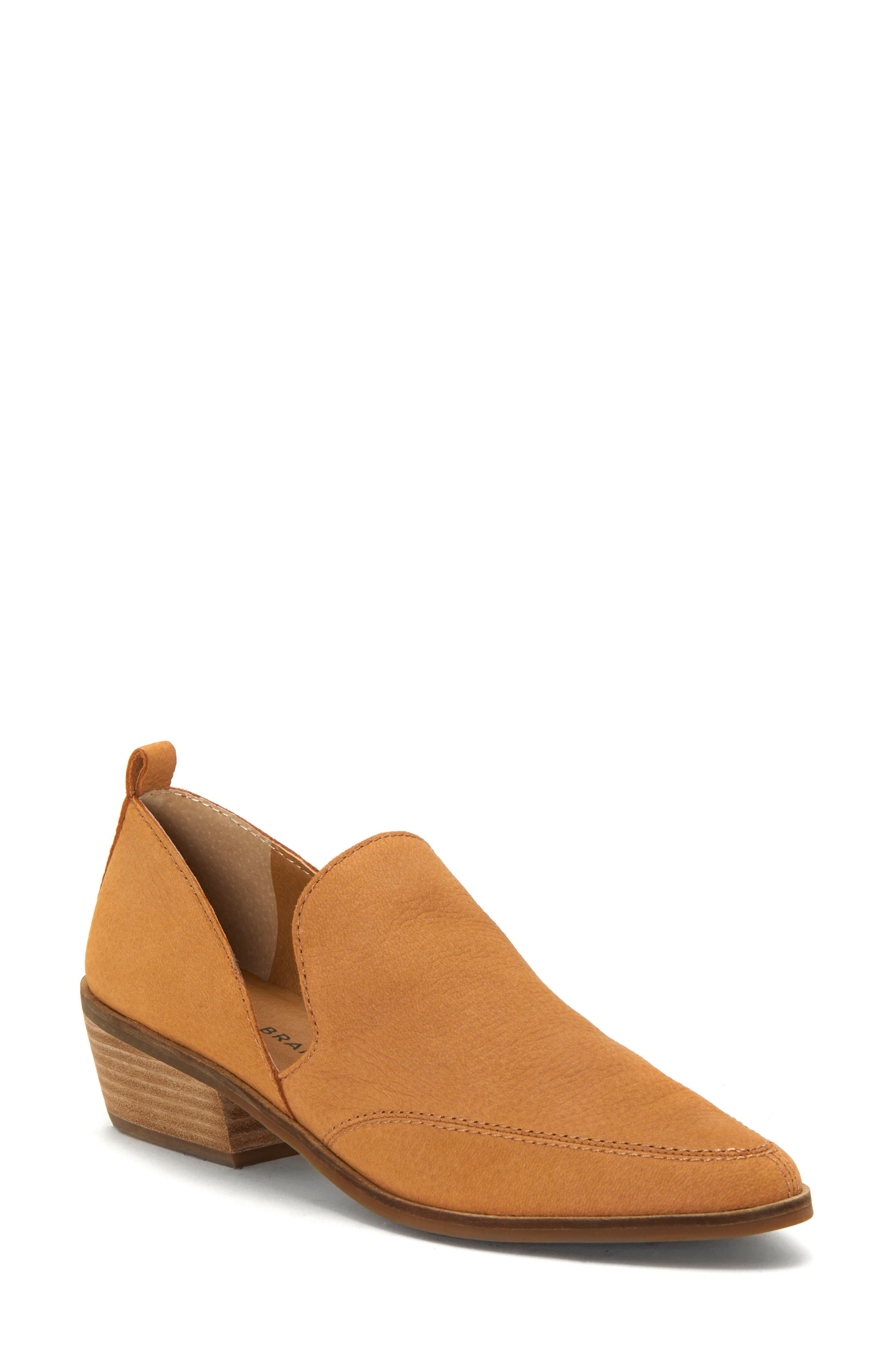 Lucky Brand Mahzan Bootie- Brown