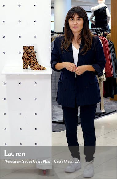 Ulanily Pointed Toe Bootie, sales video thumbnail