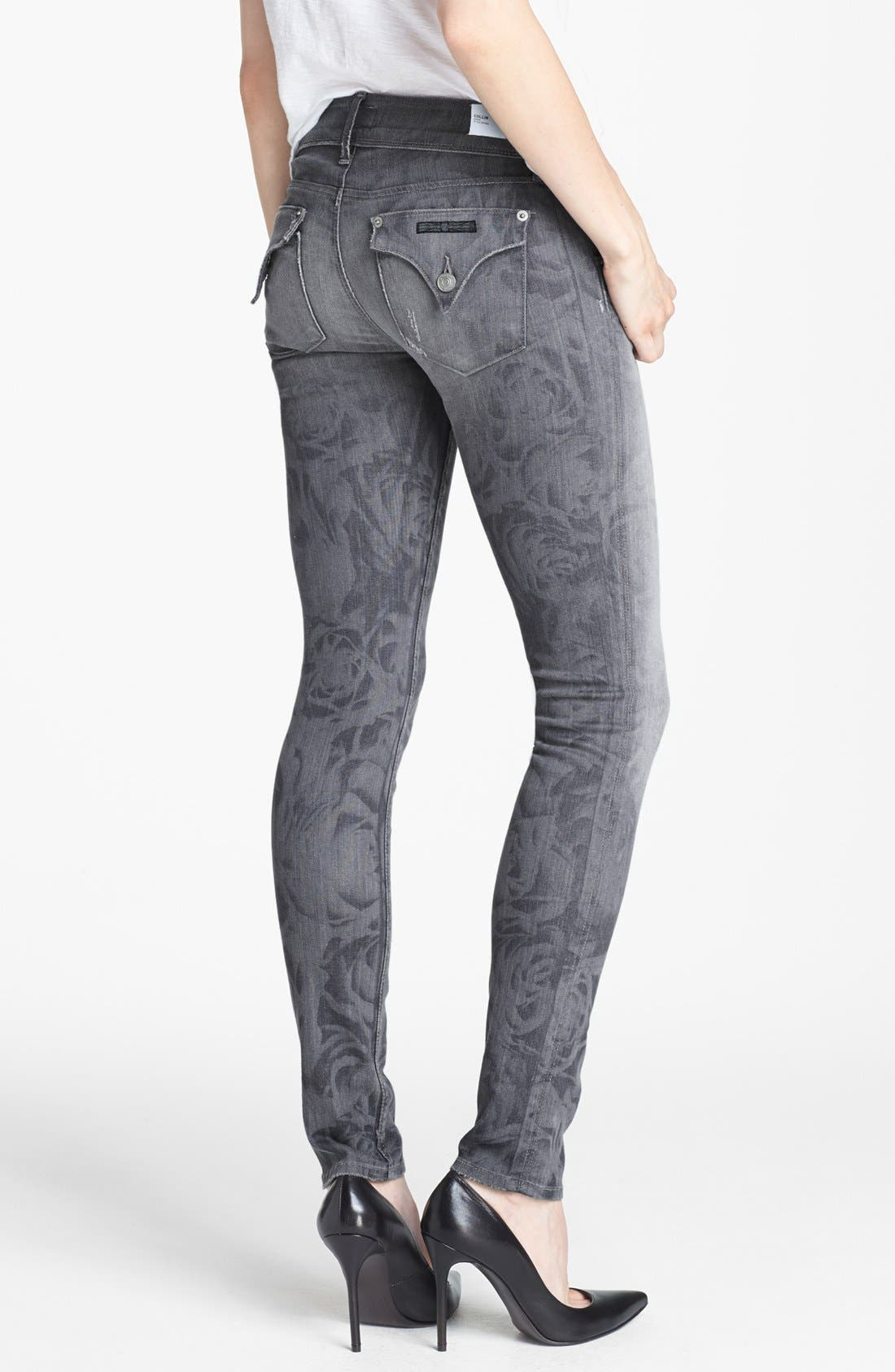 ,                             'Collin' Skinny Jeans,                             Alternate thumbnail 8, color,                             095
