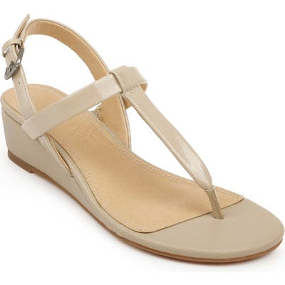 Splendid Avalon Wedge Sandal, Brown